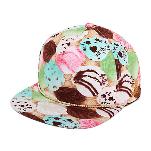[40%sale]PIECE MAKER ICE CREAM SNAPBACK
