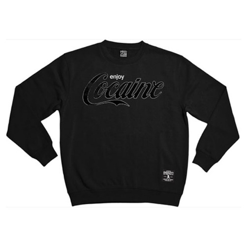 DISSIZIT Enjoy Cocaine Crewneck [1]