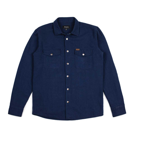 BRIXTON NEVADA L/S SHIRT JACKET