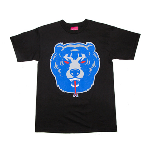 MISHKA Heritage Death Adder Tee (Black)