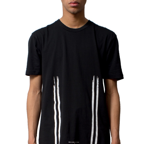 [35% SALE] FRESH I AM ROAD T-SHIRT (BLACK)