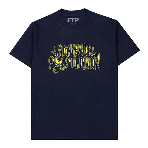 FTP DOGGYSTYLE TEE(NAVY)