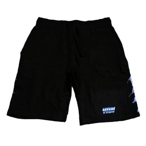 YRN BOLT CULTURE SHORT BLK