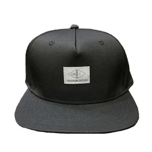 CROOKS & CASTLES Snapback Cap - Ruling