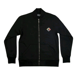 THE HUNDREDS QUICK ZIP UP CREWNECK
