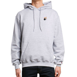 THE HUNDREDS X CHAMPION Crest Adam Pullover ATHT