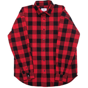 OBH Flannel Shirt - Red