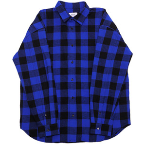 OBH Flannel Shirt - Blue