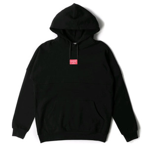 CROOKS & CASTLES mens knit dolman hooded pullover logo