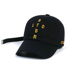 STIGMA VATOS BASEBALL CAP BLACK