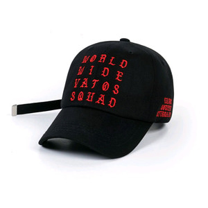 STIGMA WORLD BASEBALL CAP BLACK