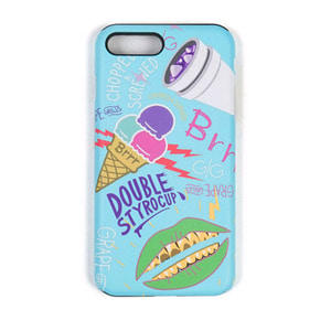 STIGMA PHONE CASE ICE CREAM MINT iPHONE 7/7+