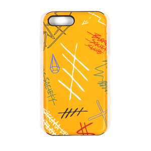 STIGMA PHONE CASE GRAFF YELLOW iPHONE 7/7+