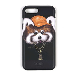STIGMA PHONE CASE RED PANDA BLACK iPHONE 7/7+
