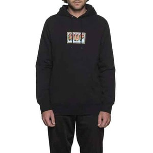 HUF MAR VISTA PULLOVER FLEECE