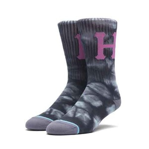 HUF CLASSIC H CRYST WASH CREW SOCK