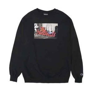 THE HUNDREDS x CHAMPION Wearhouse Crew Neck