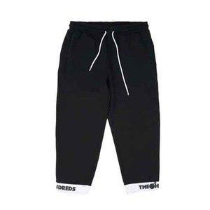 THE HUNDREDS Geo Sweatpants Black