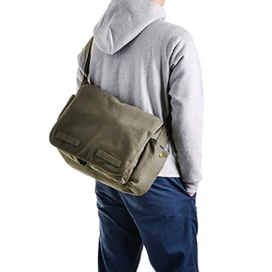 ROTHCO Canvas Messenger Bag