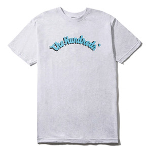 THE HUNDREDS PLAYER T-SHIRT ASH HEATHER