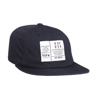 HUF SPEC 6 PANEL MIDNIGHT