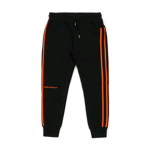 STIGMA LINE SPORTS HEAVY SWEAT JOGGER PANTS BLACK