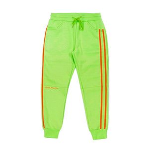 STIGMA LINE SPORTS HEAVY SWEAT JOGGER PANTS NEON GREEN