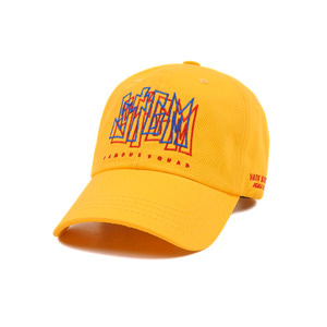 STIGMA PRIZM BASEBALL CAP YELLOW