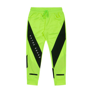 STIGMA VS COOLON JOGGER PANTS NEON GREEN