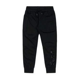 STIGMA LOGO COOLON JOGGER PANTS BLACK