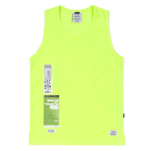 STIGMA IMMIGRATION COOLON SLEEVELESS NEON GREEN