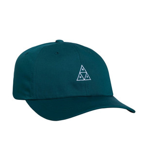 HUF TRIPLE TRIANGLE CURVED VISOR HAT JADE