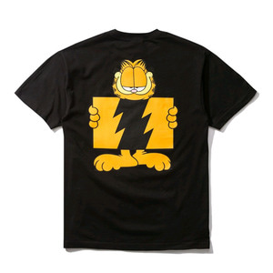THE HUNDREDS X Garfield Wildfire T-Shirt