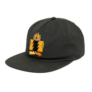 THE HUNDREDS X Garfield Flag Snapback