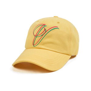 STIGMA V BASEBALL CAP LIGHT YELLOW
