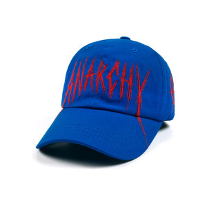 STIGMA ANARCHY BASEBALL CAP BLUE