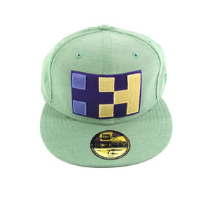 THE HUNDREDS PIXEL LOGO NEW ERA