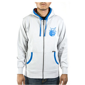 THE HUNDREDS BRADINGTON ZIP HOODY [1][45%SALE]