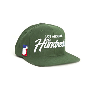 THE HUNDREDS 2012 S/S Team Snap Back Cap [3]
