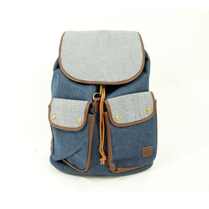 AMONGST FRIENDS DENIM BACKPACK