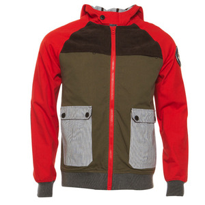 CROOKS & CASTLES HUNTER JACKET