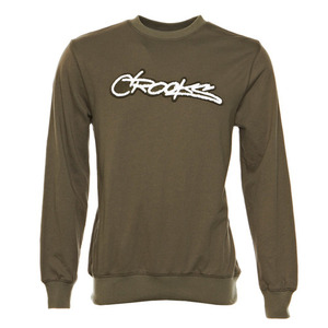 CROOKS & CASTLES SLASHER CREW [3]