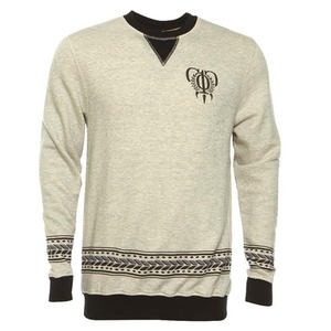 CROOKS & CASTLES Warpath CREWNECK [1]