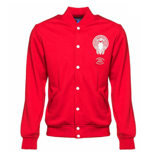CROOKS & CASTLES Mens Knit Baseball jacket - Pharoah [2]