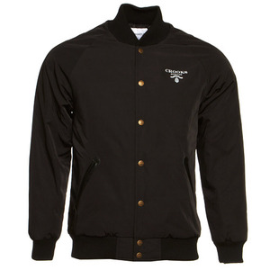 CROOKS & CASTLES Mens Woven Stadium Jacket - Praadigy [2]