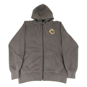 CROOKS & CASTLES Mens Zip up - Cant Stop C&C [1]