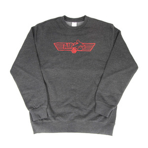 CROOKS & CASTLES Mens Knit Crew - Air Gun [1]
