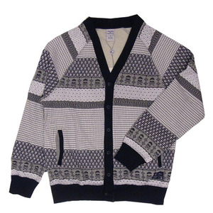 CROOKS & CASTLES Mens Knit Cardigan - Fair Mile [1]