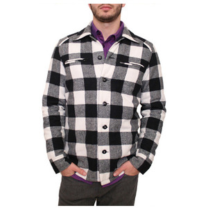 МИШКА Cody Plaid Hawkeye Jacket [4]