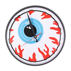 MISHKA Keep Watch Wall Clock